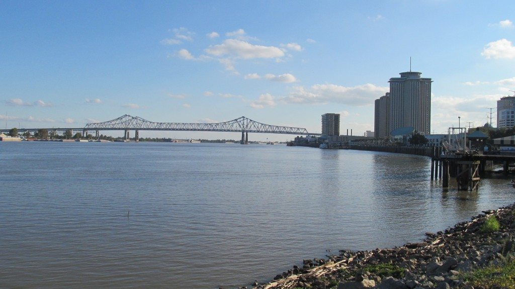 Mississippi River New Orleans