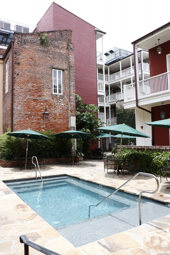 French Market Inn Outdoor Pool
