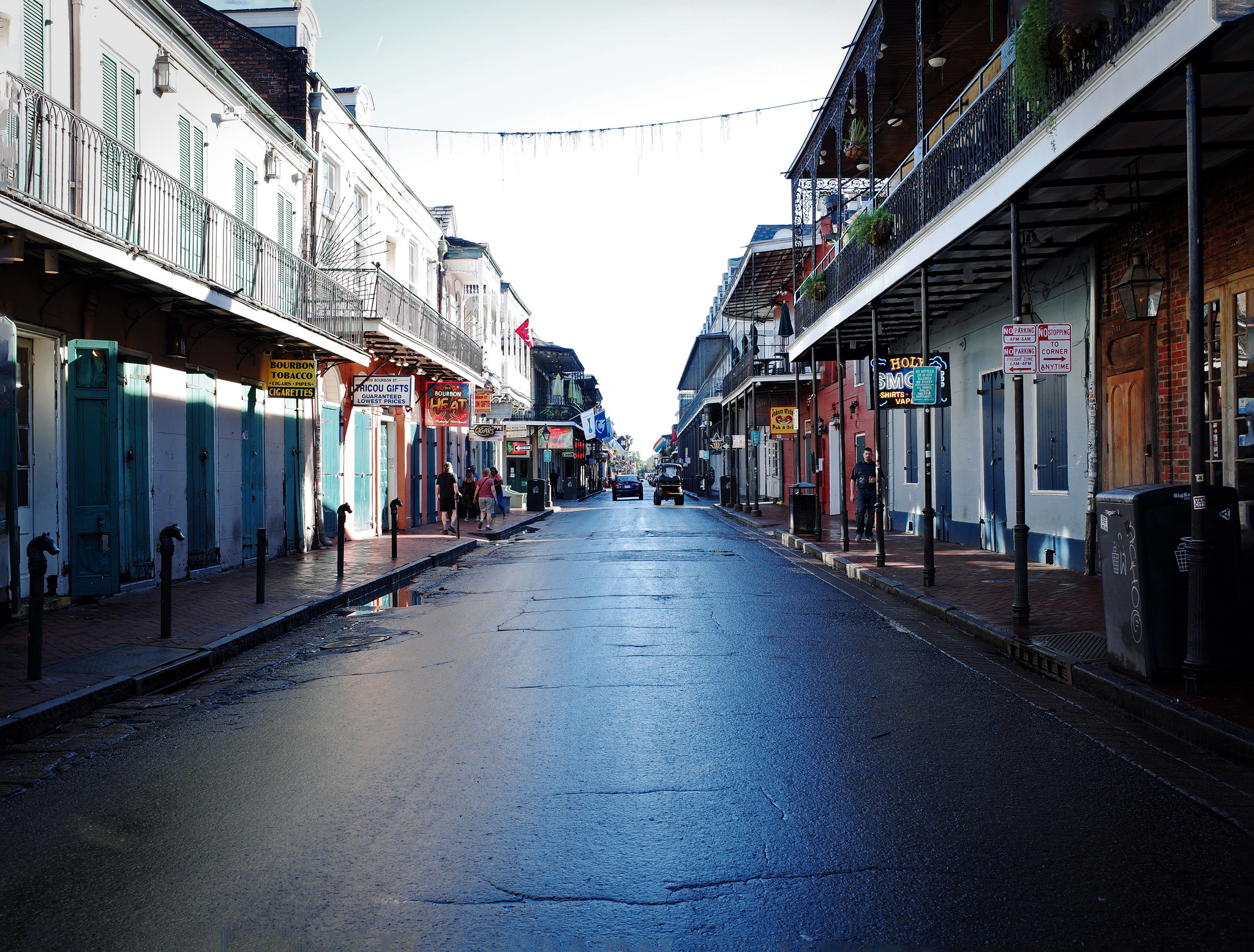 Activities for Rainy Days in the French Quarter